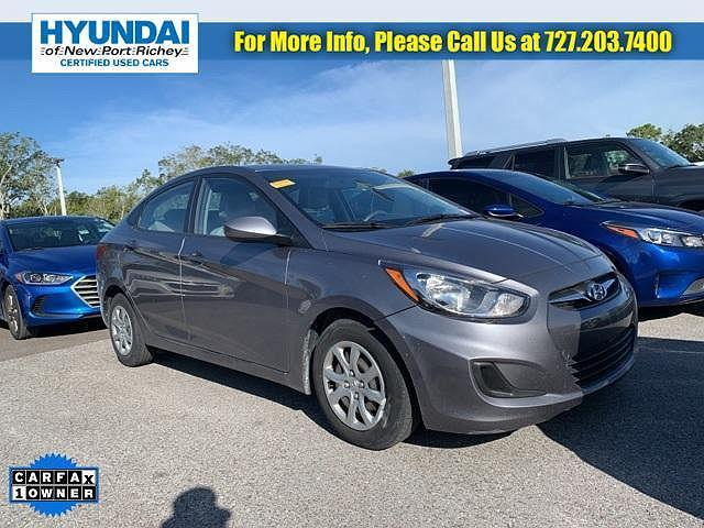 2014 Hyundai Accent GLS for sale in New Port Richey, FL