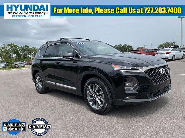 2019 Hyundai Santa Fe SEL Plus for sale in New Port Richey, FL