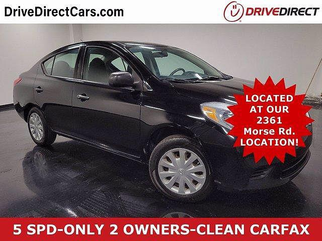 2013 Nissan Versa S for sale in Columbus, OH