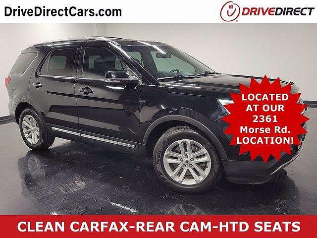 2016 Ford Explorer XLT for sale in Columbus, OH