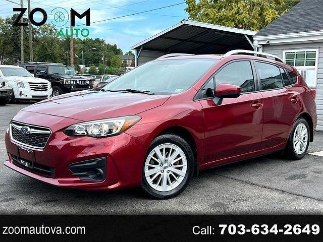 2017 Subaru Impreza Premium for sale in Dumfries, VA