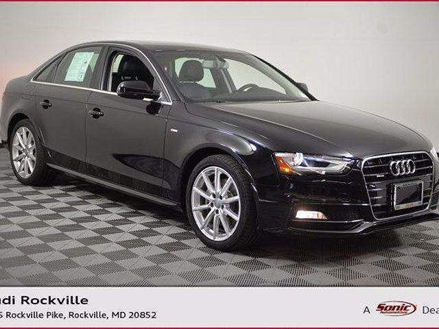 2016 Audi A4 Premium for sale in Rockville, MD