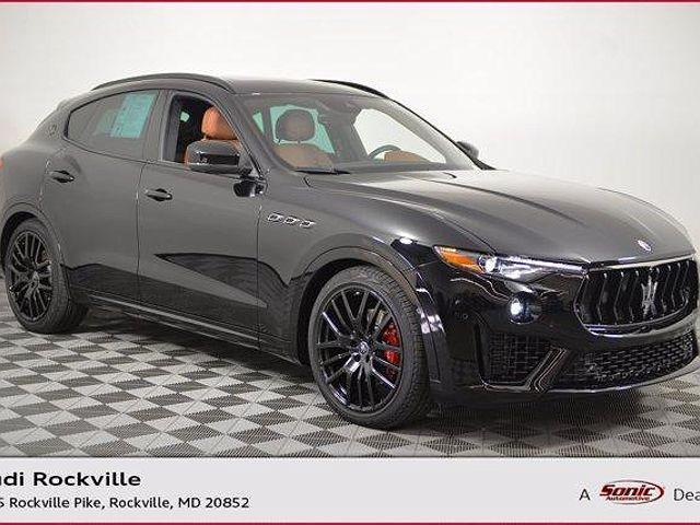 2021 Maserati Levante 3.0L for sale in Rockville, MD