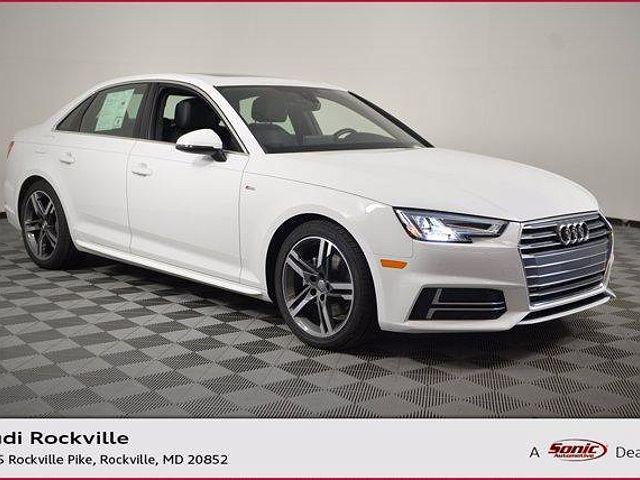 2018 Audi A4 Premium Plus for sale in Rockville, MD
