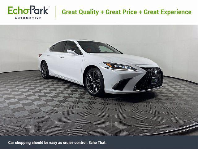 2020 Lexus ES ES 350 F SPORT for sale in Houston, TX