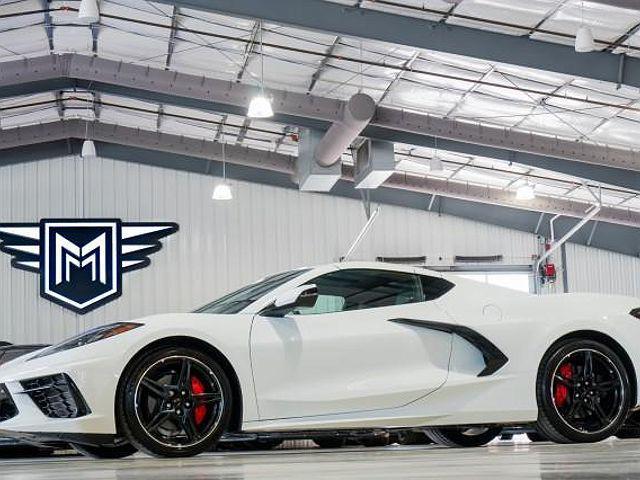 2020 Chevrolet Corvette 2LT for sale in Boerne, TX