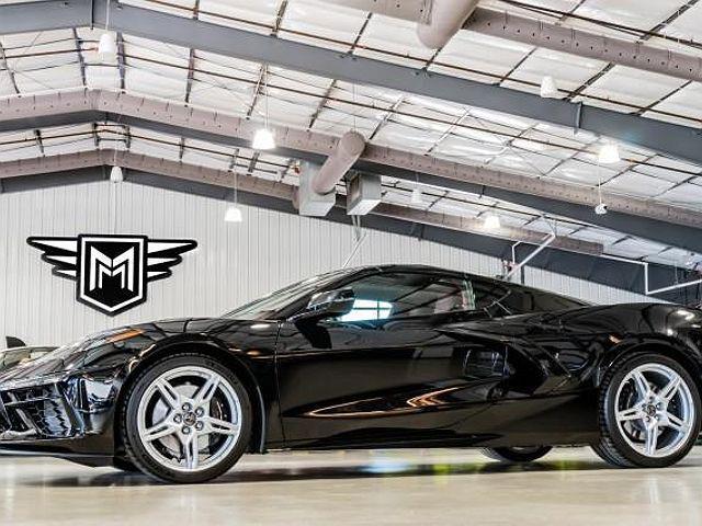 2021 Chevrolet Corvette 3LT for sale in Boerne, TX