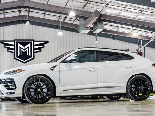 2020 Lamborghini Urus AWD for sale in Boerne, TX