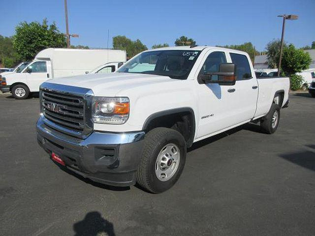 """2018 GMC Sierra 2500HD 2WD Crew Cab 167.7"""" for sale in Norco, CA"""