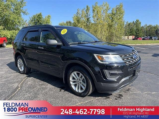2017 Ford Explorer Base for sale in Highland Township, MI