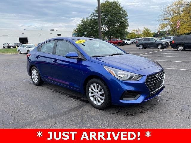 2018 Hyundai Accent SEL for sale in Highland Township, MI