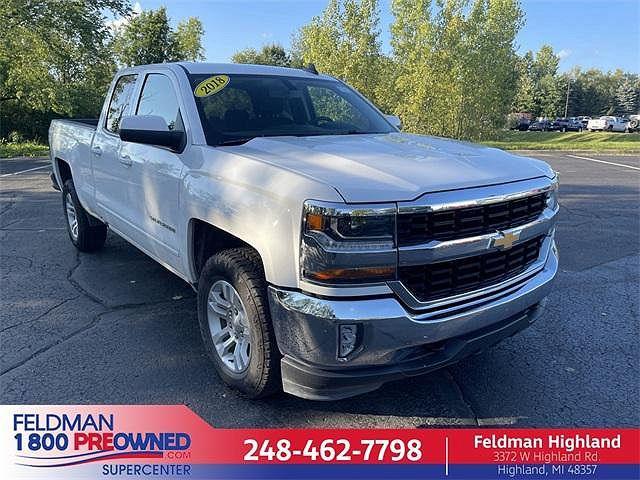 2018 Chevrolet Silverado 1500 LT for sale in Highland Township, MI
