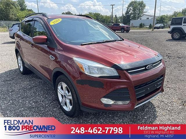 2014 Ford Escape SE for sale in Highland Township, MI