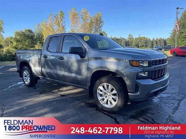 2019 Chevrolet Silverado 1500 Custom for sale in Highland Township, MI