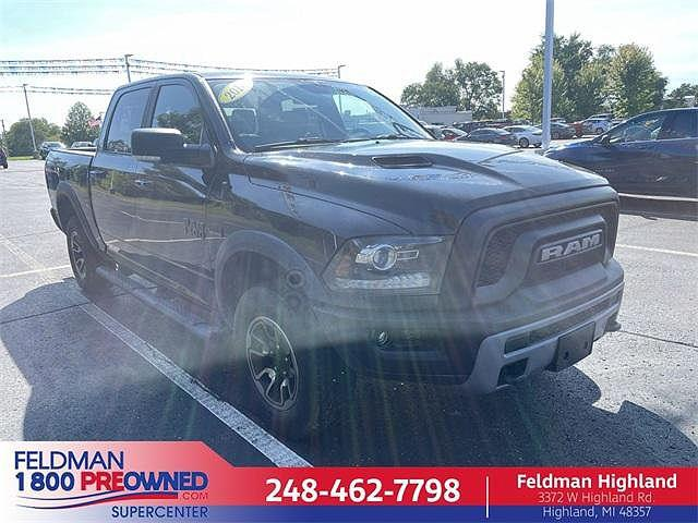 2016 Ram 1500 Rebel for sale in Highland Township, MI