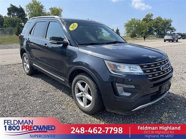 2017 Ford Explorer XLT for sale in Highland Township, MI