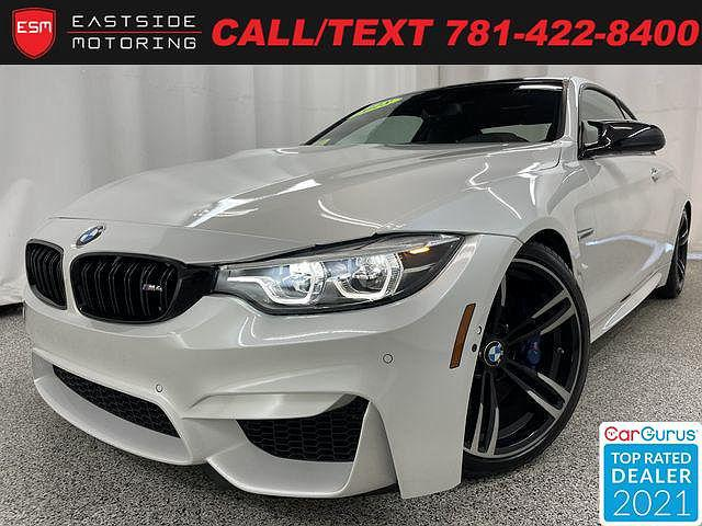 2018 BMW M4 Coupe for sale in Waltham, MA