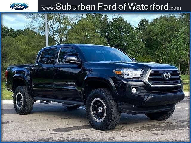 2016 Toyota Tacoma SR5 for sale in Waterford, MI
