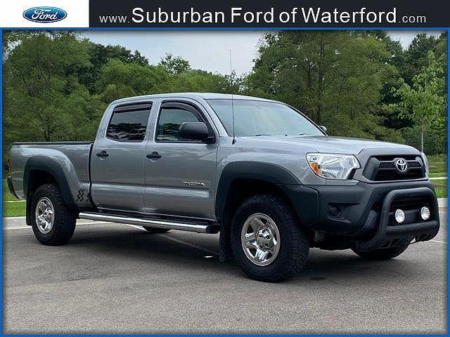 2014 Toyota Tacoma 4WD Double Cab LB V6 AT (Natl) for sale in Waterford, MI