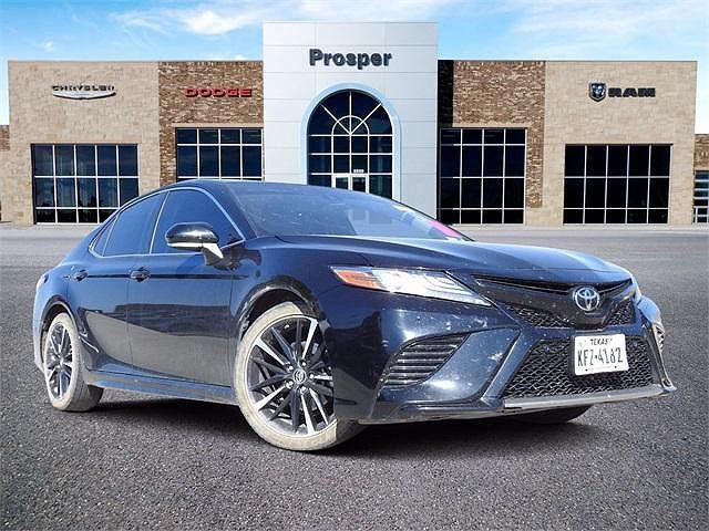 2018 Toyota Camry XSE for sale in Prosper, TX