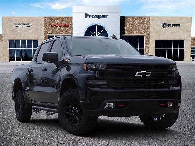 2019 Chevrolet Silverado 1500 LT Trail Boss for sale in Prosper, TX