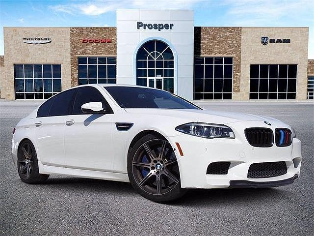 2014 BMW M5 4dr Sdn for sale in Prosper, TX