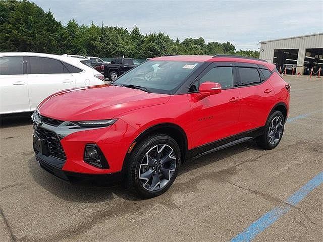2019 Chevrolet Blazer RS for sale in Prosper, TX