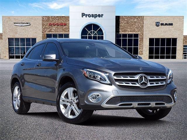 2020 Mercedes-Benz GLA GLA 250 for sale in Prosper, TX