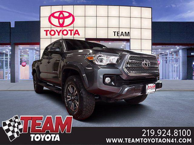 2017 Toyota Tacoma TRD Sport for sale in Schererville, IN
