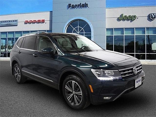 2019 Volkswagen Tiguan SEL for sale in Fairfax, VA