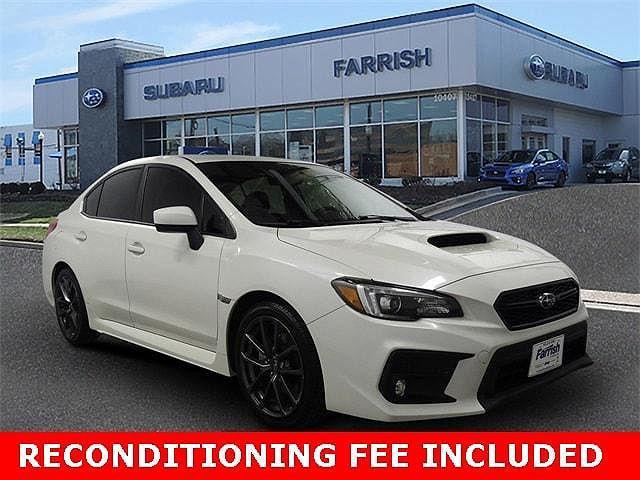 2019 Subaru WRX Limited for sale in Fairfax, VA