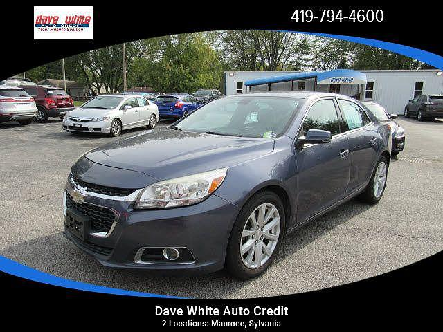 2014 Chevrolet Malibu LT for sale in Maumee, OH