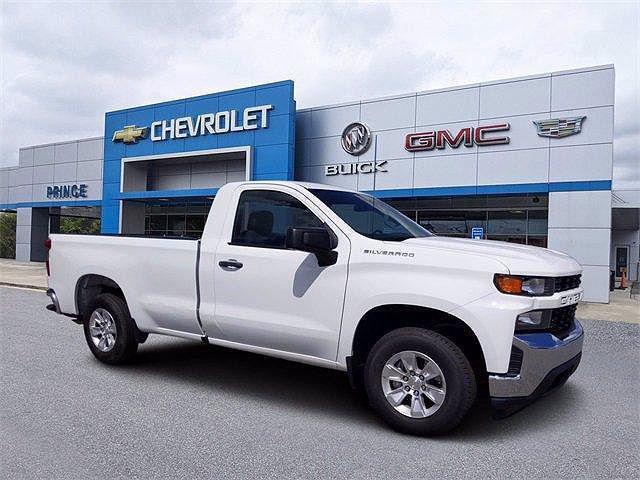 2019 Chevrolet Silverado 1500 Work Truck for sale in Albany, GA