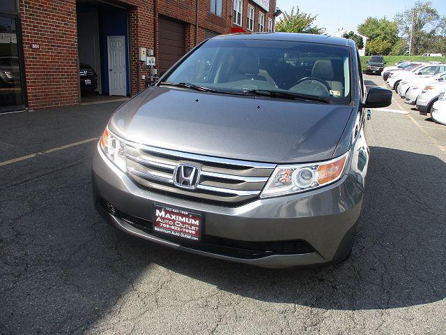 2012 Honda Odyssey EX-L for sale in Manassas Park, VA
