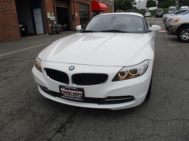 2013 BMW Z4 sDrive28i for sale in Manassas Park, VA