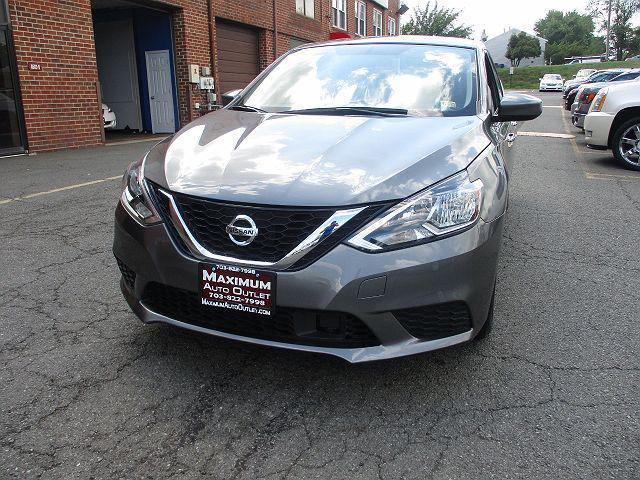 2018 Nissan Sentra SV for sale in Manassas Park, VA