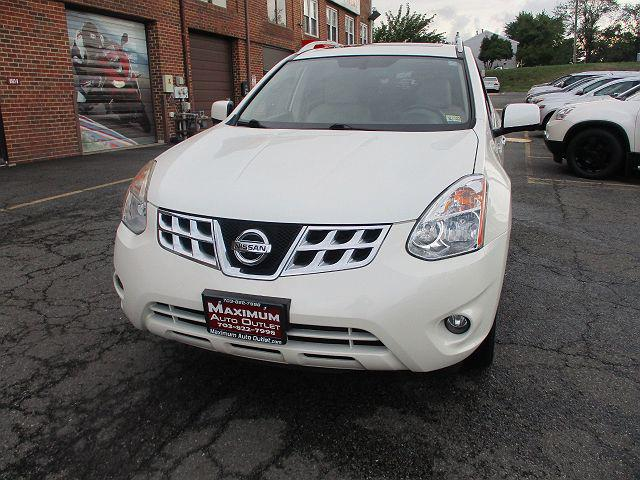 2013 Nissan Rogue SL for sale in Manassas Park, VA