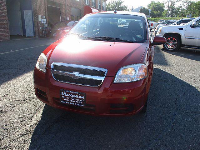 2011 Chevrolet Aveo LT w/1LT for sale in Manassas Park, VA