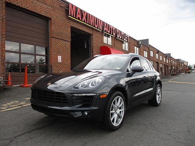 2017 Porsche Macan S for sale in Manassas Park, VA