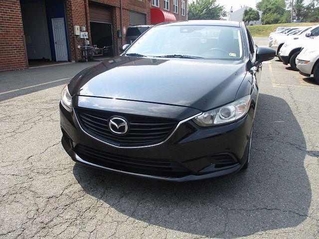 2017 Mazda Mazda6 Touring for sale in Manassas Park, VA