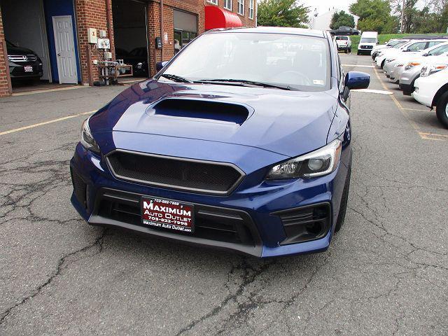 2016 Subaru WRX Premium for sale in Manassas Park, VA