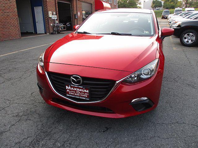 2014 Mazda Mazda3 i Touring for sale in Manassas Park, VA