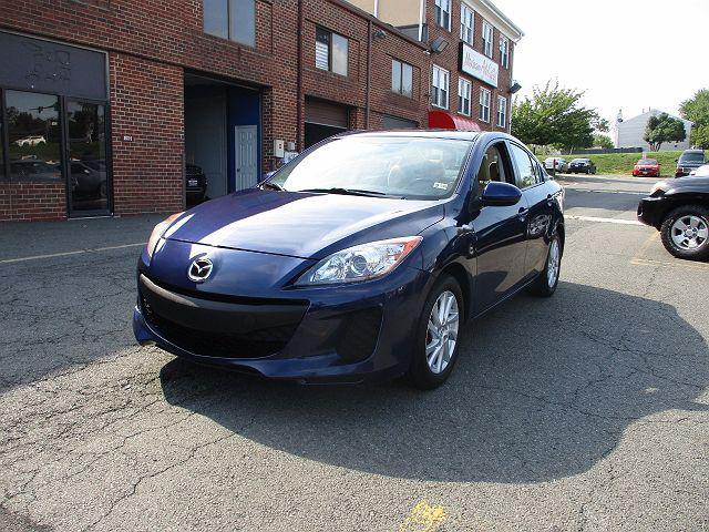2012 Mazda Mazda3 i Touring for sale in Manassas Park, VA