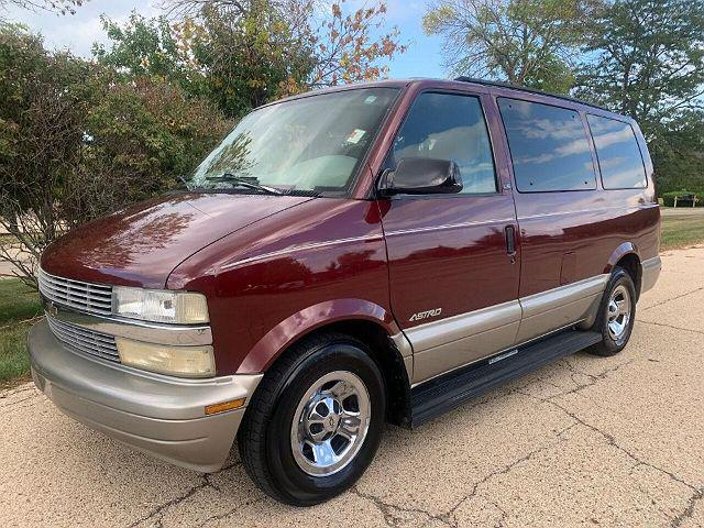 """2002 Chevrolet Astro Passenger 111"""" WB RWD for sale in East Dundee, IL"""