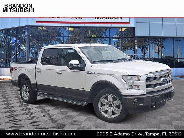 2015 Ford F-150 Lariat for sale in Tampa, FL