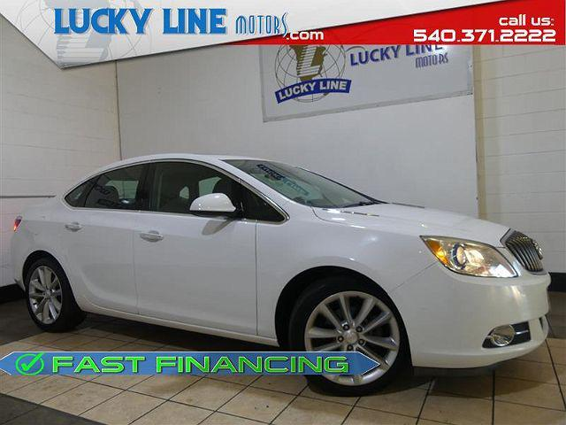 2015 Buick Verano Leather Group for sale in Hagerstown, MD