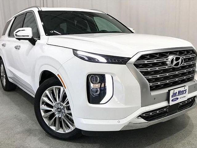 2020 Hyundai Palisade Limited for sale in Houston, TX