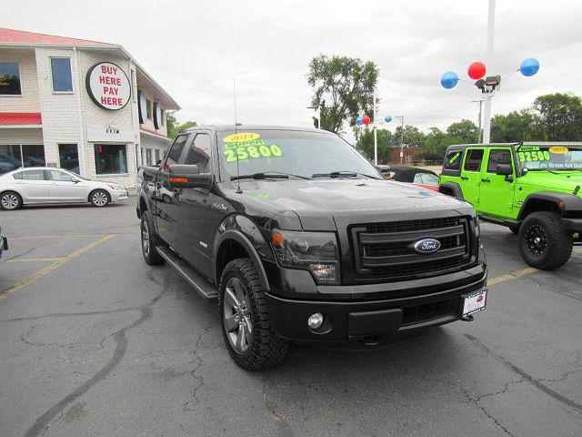2014 Ford F-150 FX4 for sale in Crest Hill, IL