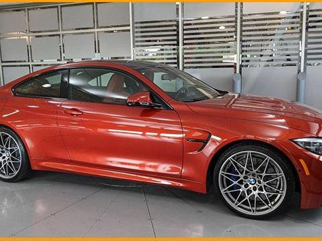 2020 BMW M4 Coupe for sale in Hurst, TX