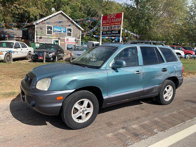 2003 Hyundai Santa Fe GLS for sale in Kansas City, KS